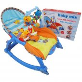 Balansoar cu Vibratii 2 in 1 Happy Baby - Pet's Party