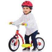 Bicicleta fara pedale Smoby Comfort red