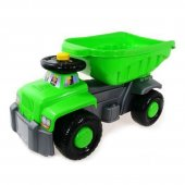 Camion basculant Carrier green