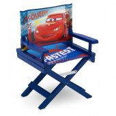 Scaun Pentru Copii Happy Children Director's Chair - Cars