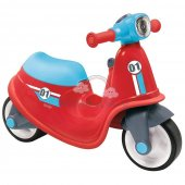 Scuter Pentru Copii Smoby Scooter Ride-On red