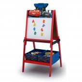 Tabla Magnetica Multifunctionala Happy Kid - Lightning McQueen